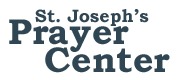 St Joseph Prayer Center Retina Logo